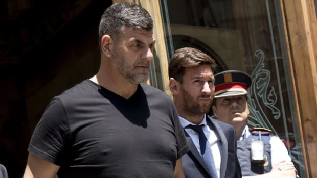 Messi loses Supreme Court appeal over tax-fraud conviction IMAGE