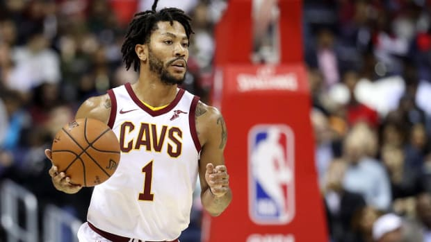 Give and Go: A Derrick Rose Career Retrospective and the Impact of His Potential Retirement on the Cavs - IMAGE