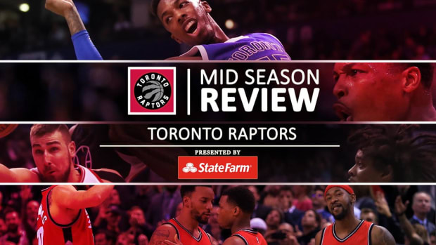 NBA Midseason Review - Toronto Raptors IMG