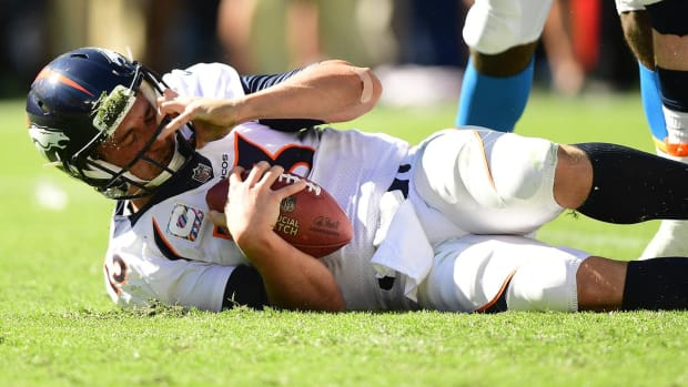 Can the Broncos and QB Trevor Siemian Fix Their Issues on Offense? - IMAGE