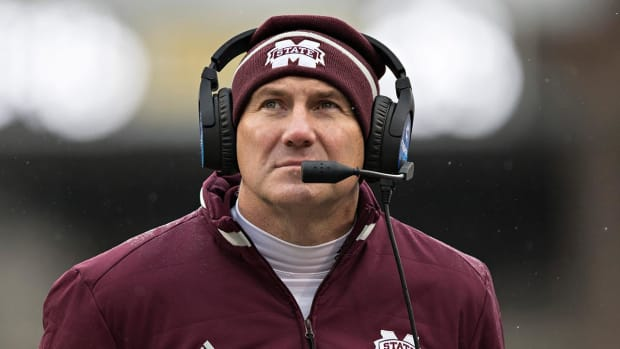 Mississippi State Planning to Go 'All in' to Keep Dan Mullen - IMAGE