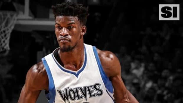 SI's panel breaks down the Jimmy Butler trade--IMAGE