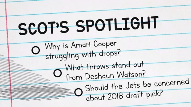 Former GM Scot McCloughan on the Rookie Quarterbacks, Amari Cooper's Drops - IMAGE