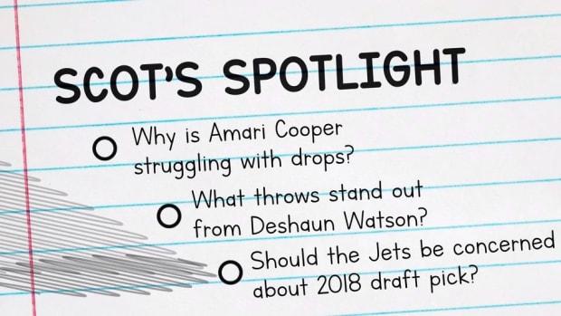 Former GM Scot McCloughan on the Rookie Quarterbacks, Amari Cooper's Drops - IMAGE