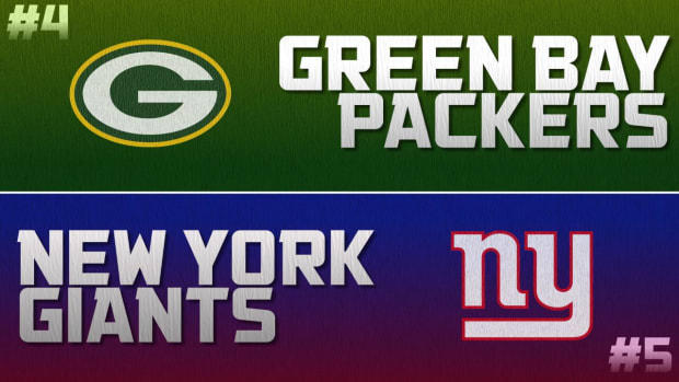 Playoff Breakdown: Giants vs. Packers IMAGE