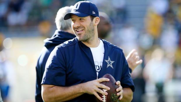 Media Circus: Jim Nantz, Tony Romo should be CBS's No. 2 team - IMAGE