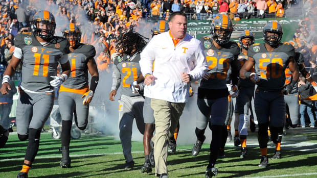 #DearAndy: Has Tennessee reached its ceiling with Butch Jones? -- IMAGE