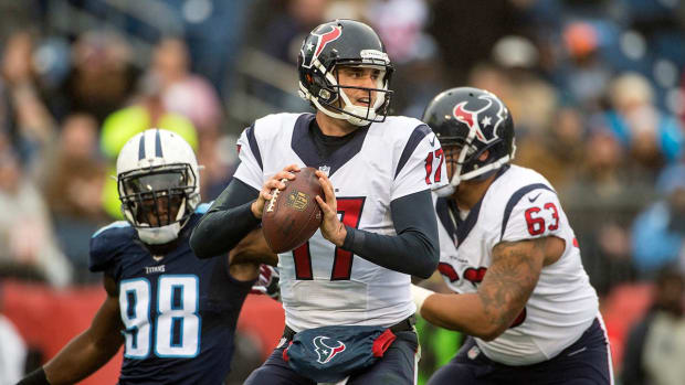 Texans to start QB Brock Osweiler vs. Raiders IMAGE