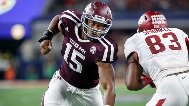 #DearAndy: How can we stop the Browns from drafting Myles Garrett? -- IMAGE