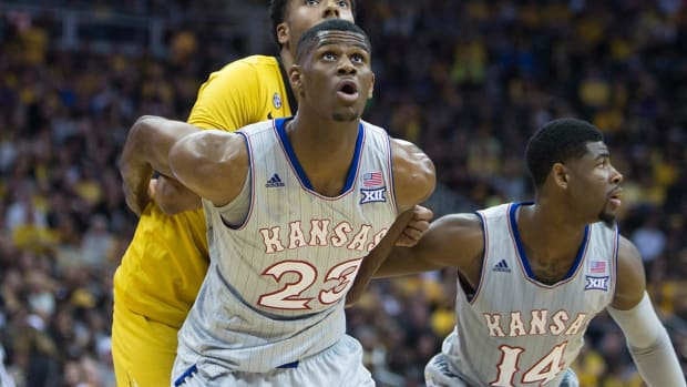 Kansas Freshman Billy Preston To Sit Out While School Investigates Car Accident--IMAGE