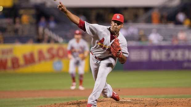 Cardinals pitcher Alex Reyes to have Tommy John surgery, out for season - IMAGE