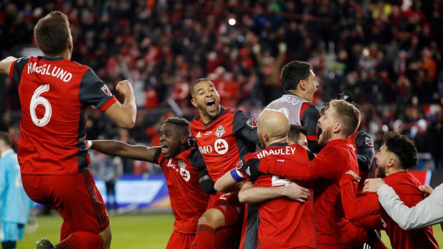 Toronto FC Defeats Seattle, Wins 2017 MLS Cup Title--IMAGE