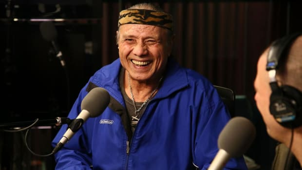 Former wrestler Jimmy 'Superfly' Snuka dies at 73 - IMAGE