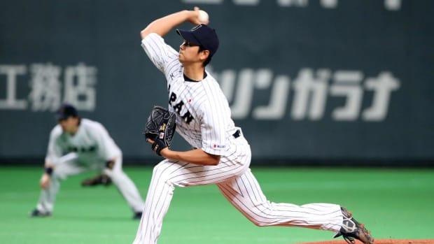 Shohei Ohtani Informs Teams He Is Not Signing With Them--IMAGE