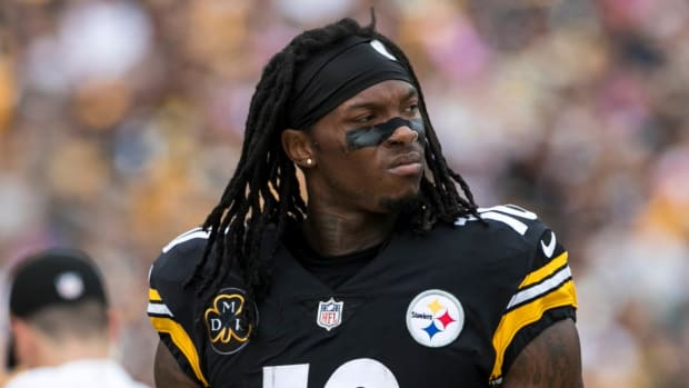 Report: Martavis Bryant Requested a Trade From Steelers - IMAGE