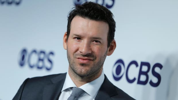 Inside Tony Romo's Journey to Becoming An Analyst for CBS - IMAGE