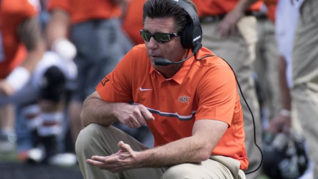 Tennessee Targeting Mike Gundy As Coaching Search Continues - IMAGE