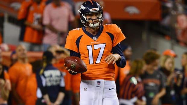 Broncos Name Brock Osweiler Starting Quarterback vs. Eagles - IMAGE