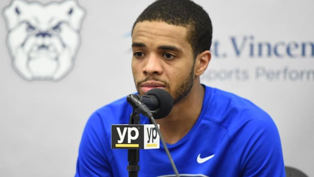 Creighton guard Maurice Watson charged with sexual assault - IMAGE