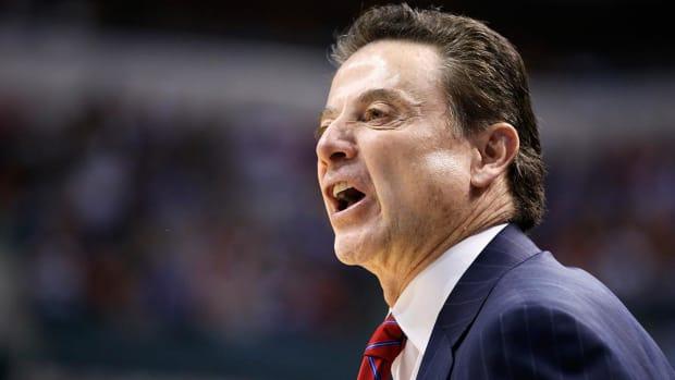 Report: Rick Pitino Suing Louisville, Seeking $37 Million - IMAGE