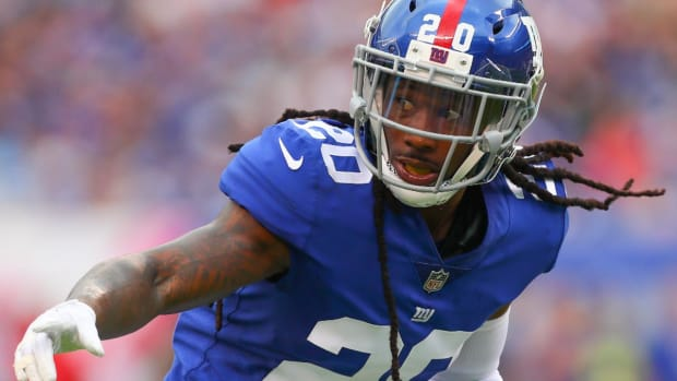 New York Giants Reinstate Cornerback Janoris Jenkins After 1-Week Suspension - IMAGE