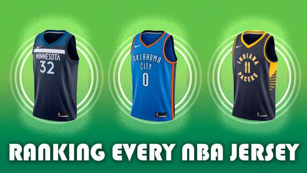 Nba City Edition Jerseys Best Worst Uniforms Photos