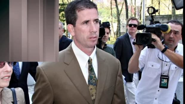 Former NBA Referee Tim Donaghy Arrested For Aggravated Assault--IMAGE