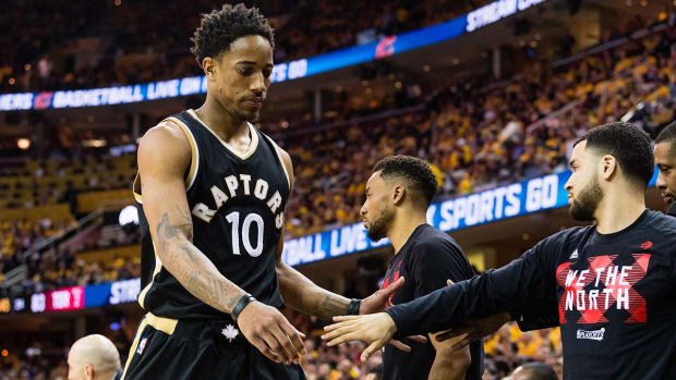 Toronto Raptors face uncertain future IMG