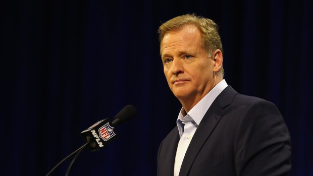 Impressions of Roger Goodell's Letter to Teams on National Anthem Protests - IMAGE