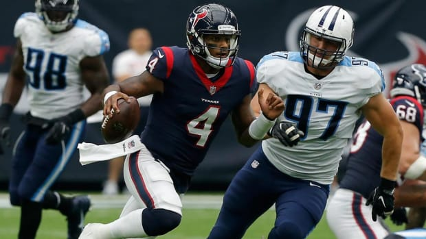 Five for Friday: Chiefs-Texans Highlights the Week 5 Slate