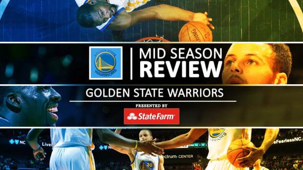 NBA Midseason Review - Golden State Warriors IMG