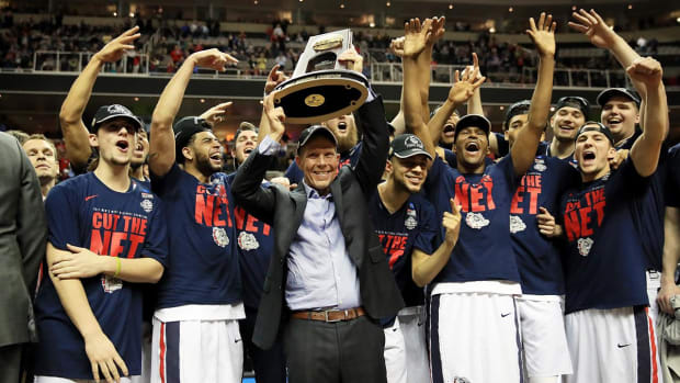 Gonzaga advances to Final Four for first time in program history - IMAGE