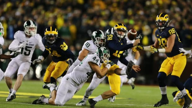 College Football Saturday in 60 Seconds: The Big Ten Takes Center Stage
