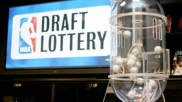 NBA Draft Lottery 2017: Possible outcomes IMG