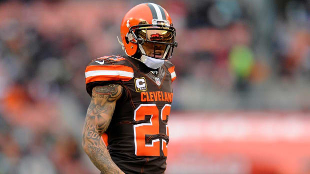 Report: Joe Haden to Sign Three-Year Deal With Steelers - IMAGE