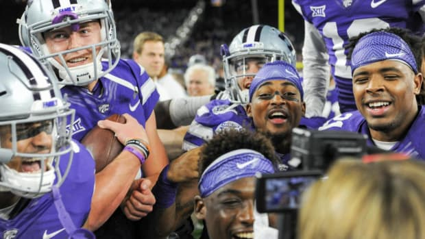 Kansas State football: Why is there hype around the Wildcats? -- IMG