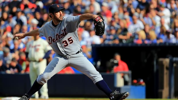Tigers trade Justin Verlander to Astros for three prospects - IMAGE