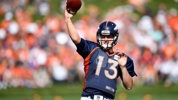 Trevor Siemian Named Broncos Starting Quarterback - IMAGE