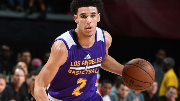 Can the Adidas 'Family' Convince Lonzo Ball to Wear the Three Stripes? - IMAGE