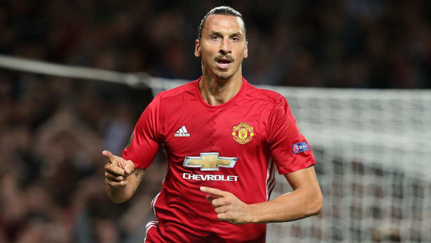 Report: Manchester United likely won't offer Zlatan Ibrahimovic new contract - IMAGE