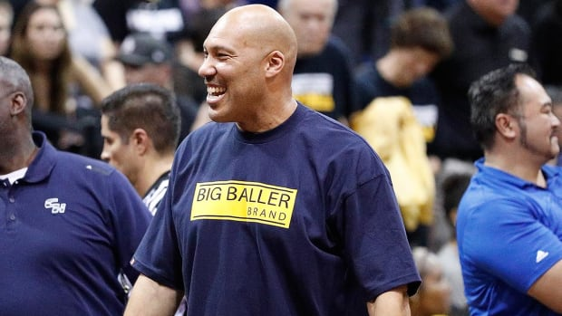Report: LaVar Ball shopping reality show and documentary - IMAGE