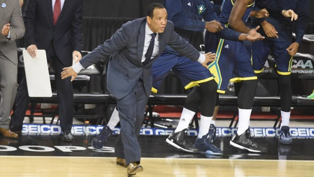 Report: NC State hires Kevin Keatts away from UNC Wilmington--IMAGE