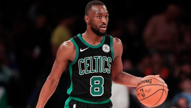 FanDuel Daily Plays Tuesday November 5, Kemba Walker