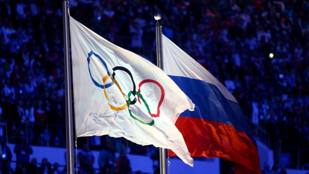 Russia loses appeal against Olympic track and field ban - IMAGE