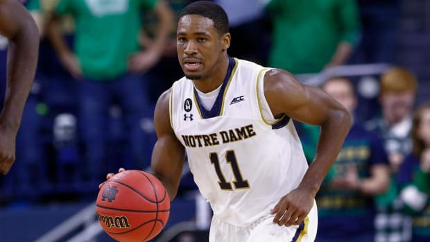 Notre Dame's Demetrius Jackson declares for NBA draft - IMAGE