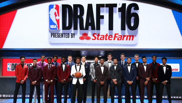 Biggest moments from the 2016 NBA Draft - IMAGE