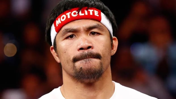 Manny Pacquiao 'not bothered' by celebrity criticism - IMAGE