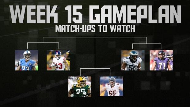NFL's Week 15 Gameplan IMAGE