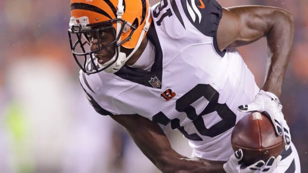 A.J. Green leads Bengals to 22-7 victory over Dolphins - IMAGE