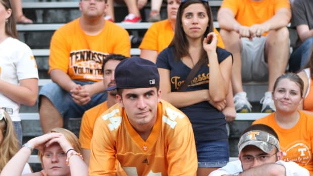 Cursed! Tennessee fans are convinced the Florida losing streak will never end. Here are seven curses to prove it.